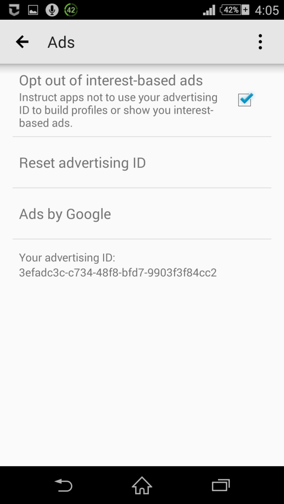 Ad IDs Behaving Badly – The Appcensus Blog